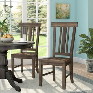Stotts Slatback Side Chair (Set of 2) by ..