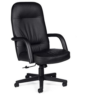 Global Total Office Sienna Leather Executive Chair