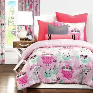 Night Owl Comforter Set