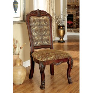 Eliason Upholstered Dining Chair (Set of ..