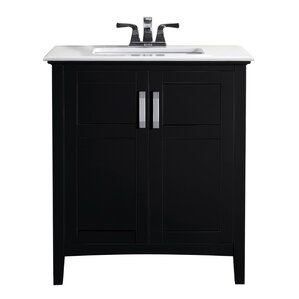 winston 31 single bathroom vanity set