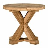 Modena Solid Wood Side Table
