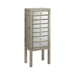 Nahla Jewelry Armoire by Bungalow Rose