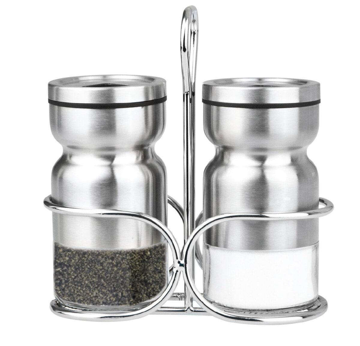 Cuisinox Salt And Pepper Shaker Set Reviews Wayfair