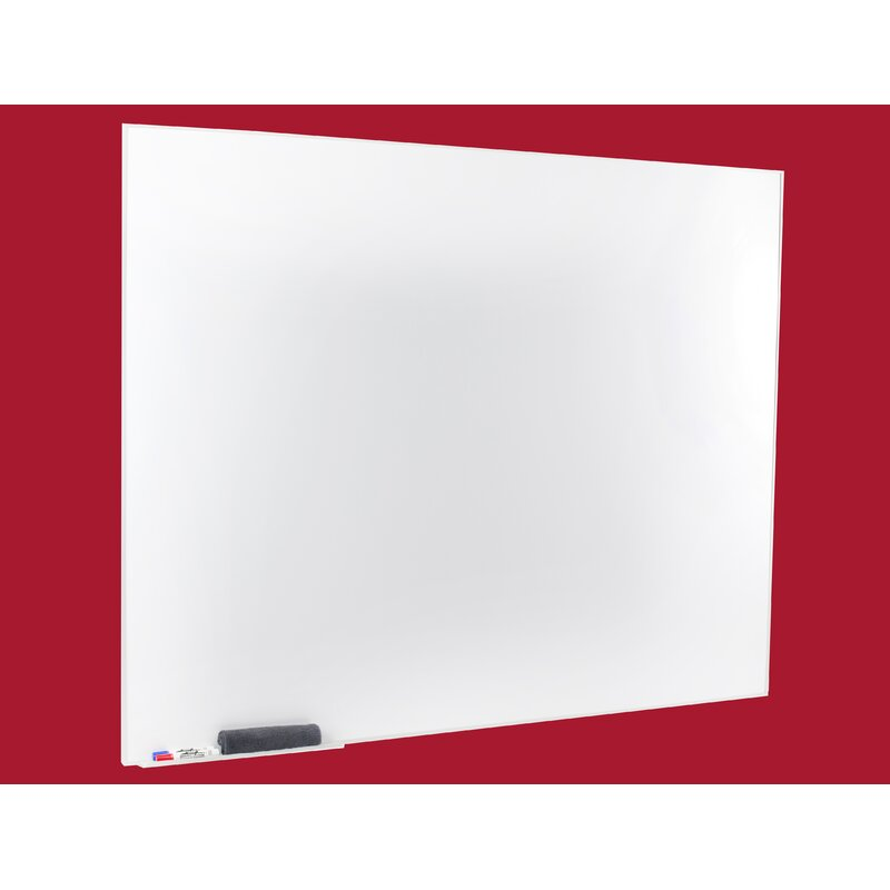 Office Equipment Special Section Aluminium Magnetic Whiteboard Dry Wipe Notice Board For Classroom Office Home
