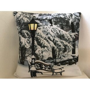 Ellenburg LED Lighted Throw Pillow