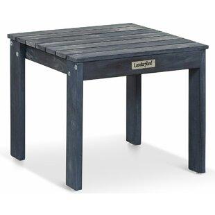Ryann Wooden Side Table Image