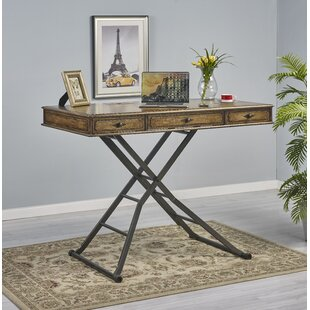 Delilah Writing Desk by Turnkey Products LLC New Design