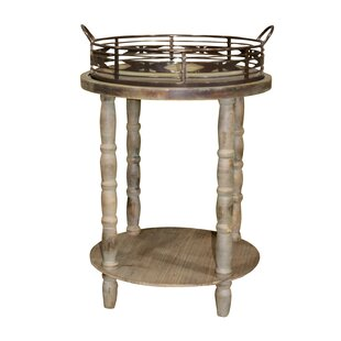 Murrieta End Table by Loon Peak