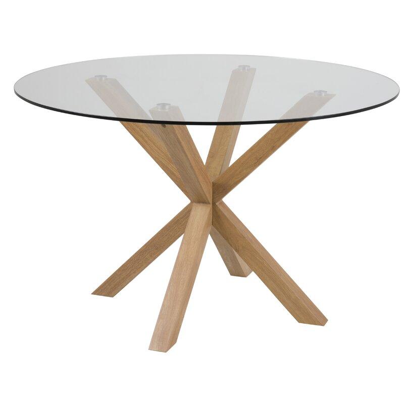 Corrigan Studio Camron Dining Table Wayfair Co Uk