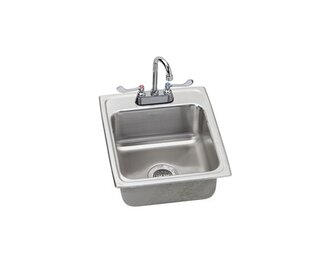 Elkay Kitchen Sink with Faucet