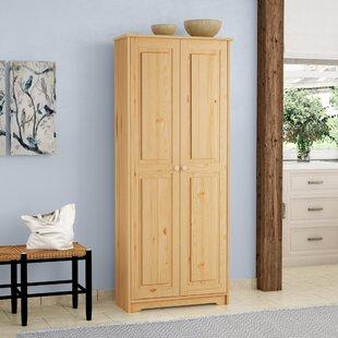 Tall Single Door Pantry Wayfair