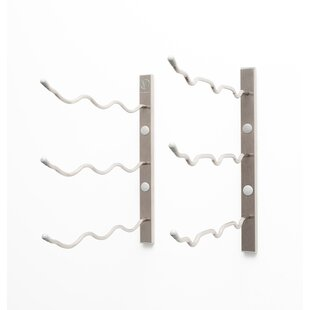 Wall Series 9 Bottle Wall Mounted Wine Rack By Symple Stuff