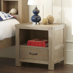 Bedlington 1 Drawer Nightstand by Greyleigh
