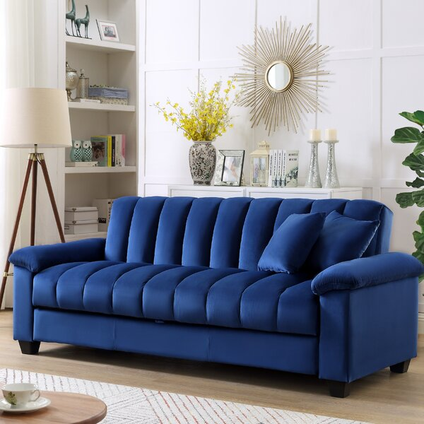 Excellent House Of Hampton Dahlia Sofa Wayfair Theyellowbook Wood Chair Design Ideas Theyellowbookinfo