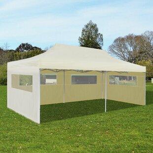 Bolles 6m X 3m Steel Pop-Up Party Tent Image