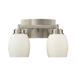 Guide to buy Tucker 2-Light Vanity Light By Red Barrel Studio