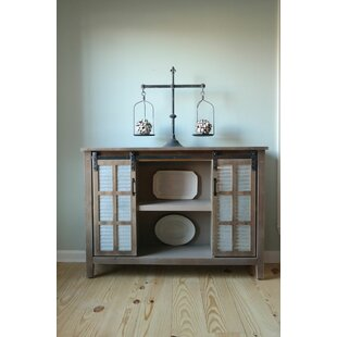 Unknow Farmhouse 2 Door Accent Cabinet by Gracie Oaks