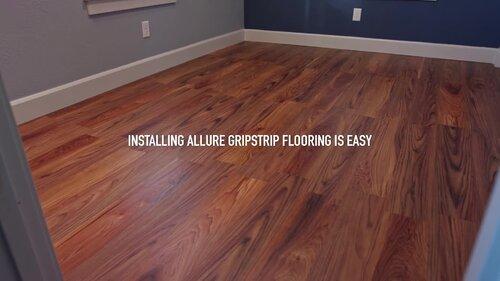 Allure Flooring Allure Gripstrip 6 X 36 X 3 8mm Luxury Vinyl