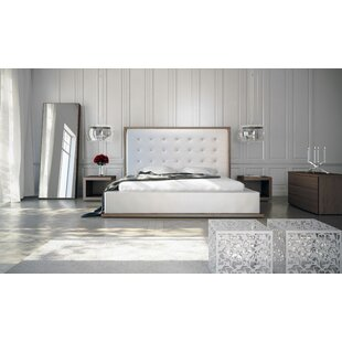 Cleobury Platform Configurable Bedroom Set by Wade Logan