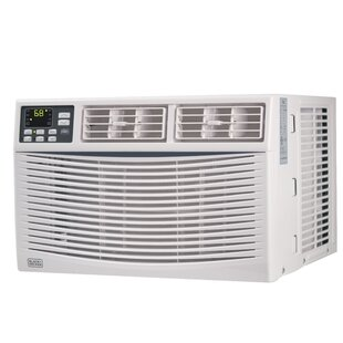 12-000 BTU Energy Star Window Air Conditioner and Remote