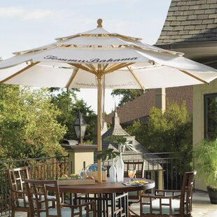 Alfresco Living 11' Market Umbrella by Tommy Bahama Outdoor Purchase