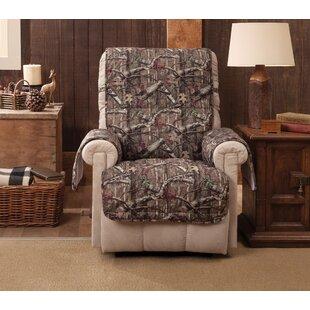 Breakup Infinity Box Cushion Recliner Slipcover