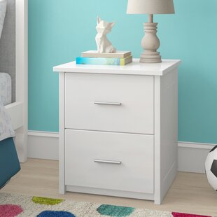 Purchase Boggs 2 Drawer Nightstand by Trule Teen