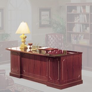 High Point Furniture Bedford Double Pedestal..