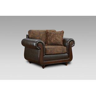 Clarmont Armchair by Fleur De Lis Living