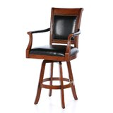 Strawn 31.25 Swivel Bar Stool by Darby Home Co