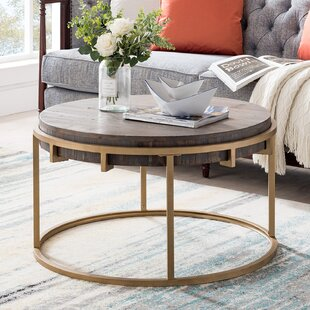 Best Reviews Hico Coffee Table ByIvy Bronx