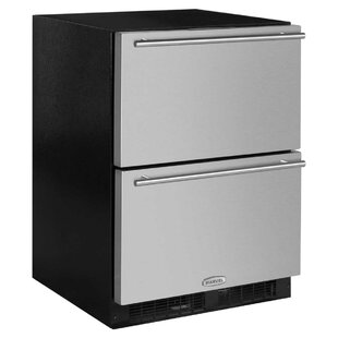 Drawers 24-inch 5 cu. ft. Undercounter Refrigeration