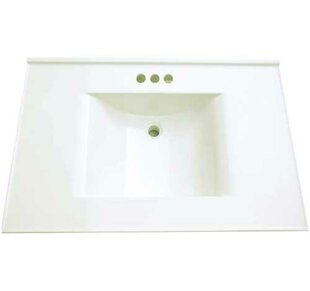 Compare prices 37 Single Bathroom Vanity Top By Premier Faucet