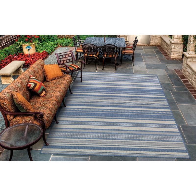 oavia blue gray indoor outdoor area rug