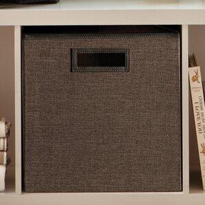 Decorative Storage Fabric Storage Bin
