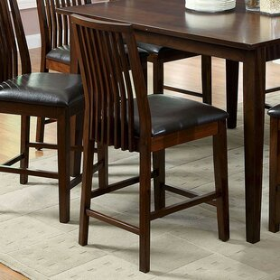 Compare prices Rolland 25.5 Bar Stool (Set of 2) by Canora Grey Reviews (2019) & Buyer's Guide