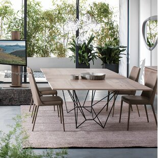 YumanMod Foster Extendable Dining Table
