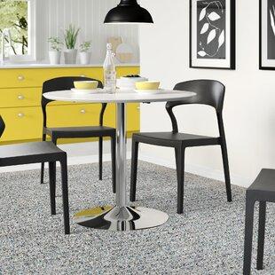 Ember Metal Base Dining Table