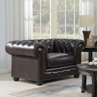 Reviews Brinson Chesterfield Chair by Three Posts Reviews (2019) & Buyer's Guide