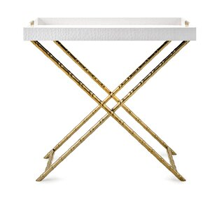 Dylan Stainless Steel Tray Table