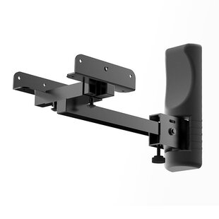 Side Clamping Bookshelf Wall Speaker Mount (Set of 2)