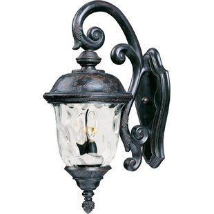 Astoria Grand Islington 3-Light Outdoor Wall Lantern