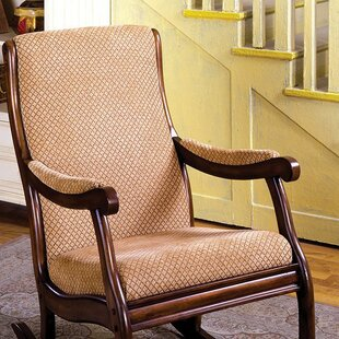 Alcott Hill Benny Rocking Chair