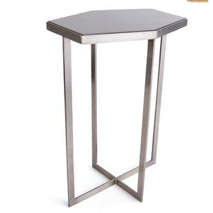 Brady End Table by Orren Ellis