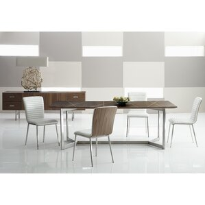 Shadow Dining Table by Bellini Modern Liv..