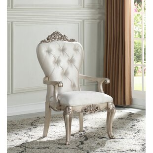Coronado Upholstered Dining Chair (Set of 2) Rosdorf Park