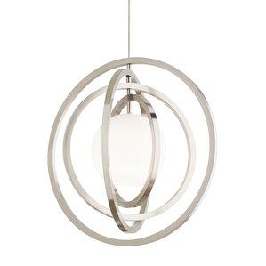 Oreon 1-Light Foyer Pendant