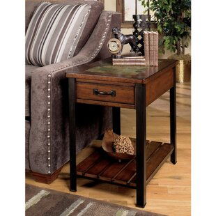 3013 End Table With Storage by Wildon Home�