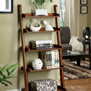 Futch Shelf Ladder Bookcase